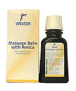 Weleda Massage Balm with Arnica 100ml Joint and Bone Health > Arnica Massage Balm/Oil