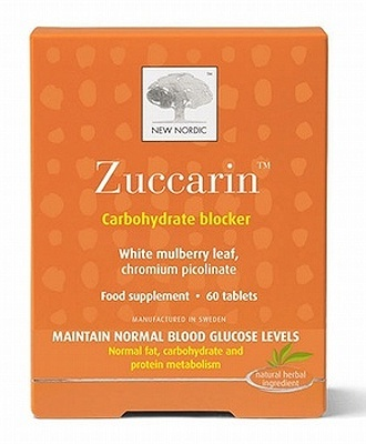 New Nordic Zuccarin Japanese Mulberry Extract: 60 tablets. Health Supplements > Japanese Mulberry Extract