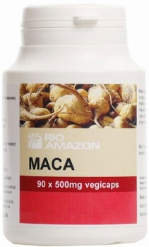 Rio Amazon Peruvian Maca 500mg 90 Capsules Sexual Health > Peruvian Maca