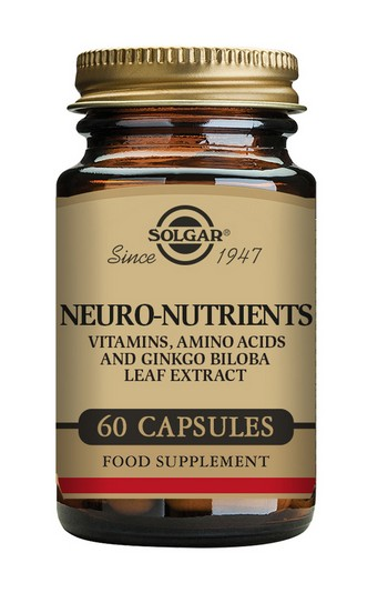 Solgar Neuro Nutrients 60 Capsules
