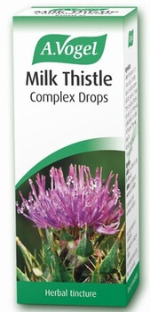 A Vogel Milk Thistle Complex Tincture 100ml Herbal Supplements > Milk Thistle