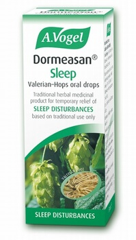 A Vogel Dormeasan Valerian and Hops 50ml (Licensed)