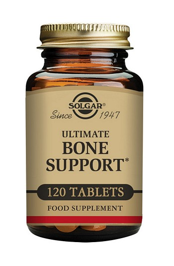 Solgar Ultimate Bone Support 120 Tablets Joint and Bone Health > Ultimate Bone Support