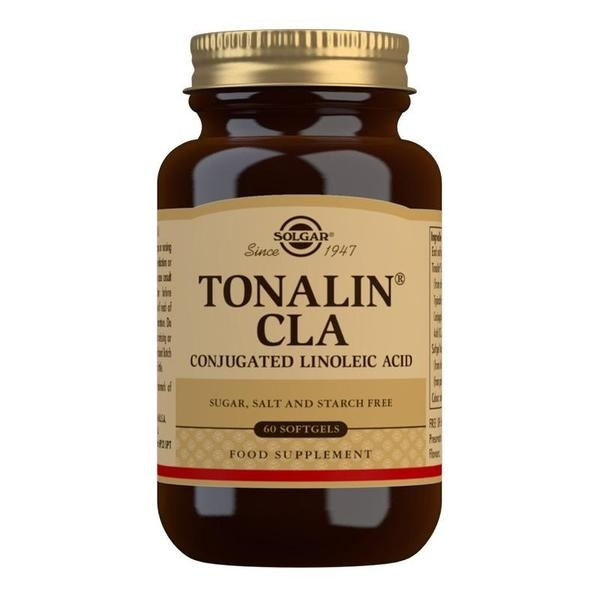 Solgar Tonalin® CLA 60 Softgels Weight Loss> Tonalin CLA
