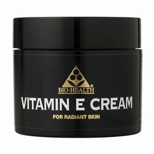 Bio Health Vitamin E Skin Cream 50ml Skin Care > Face & Body Moisturisers
