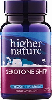 Higher Nature Serotone 5HTP 50 mg 30 Capsules