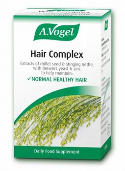 A Vogel Hair Complex 60 Tablets Hair, Skin and Nails> Hair Complex