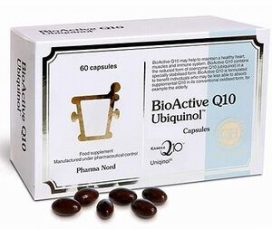 Pharma Nord BioActive Q10 Ubiquinol 30 mg 150 Capsules Health Supplements > Coenzyme Q10