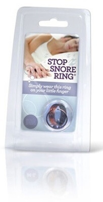 STOP SNORE RING: Medium-Large Body Care > Snoring