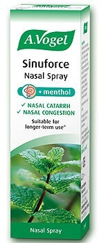 A Vogel Sinuforce Nasal Spray 20ml Colds and Flu > Sinuforce