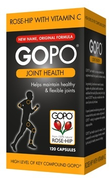 Lanes GOPO Joint Health Capsules 120 Capsules Joint and Bone Health > Rosehip Extract