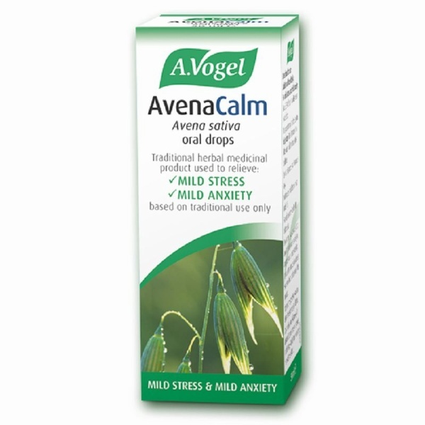 A Vogel Avena Sativa Drops 50ml - SPECIAL OFFER! Herbal Supplements > Avena Sativa