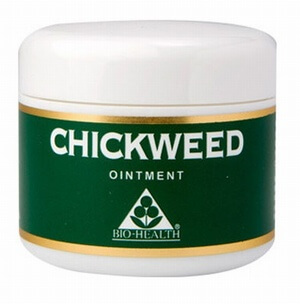 Bio-Health CHICKWEED OINTMENT 42g Body Care > Skin Hygiene and Health: Eczema, Rashes, Fungal, etc