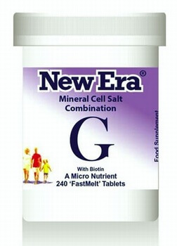 New Era Combination G 240 Tablets - BULK OFFER!