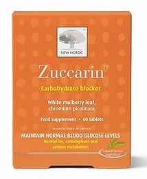 New Nordic Zuccarin Japanese Mulberry Extract 60 tablets
