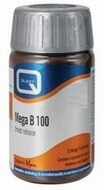 Quest Mega B 100 B Complex Timed Release 60 Tablets - SPECIAL OFFER!