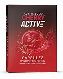 CherryActive Cherry Fruit Extract 30 One-a-day Capsules