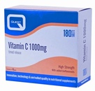 Quest Vitamin C 1000mg Timed Release 180 Tablets - SPECIAL OFFER