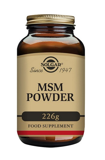 Solgar MSM Powder 226g