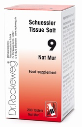 Schuessler Nat Mur No. 9 - 200 tablets - BULK OFFER!