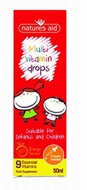 Natures Aid Multi-Vitamin Drops for Infants & Children 50ml