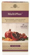 Solgar MultiPlus with Brain Essentials 90 Tablets