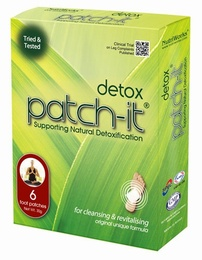 PATCH-IT Detox Patch-It 6 Pack