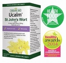 Natures Aid Ucalm (St John's Wort Extract 300mg) 120 Tablets - SPECIAL OFFER!