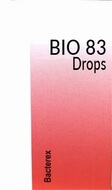 Dr Reckeweg Bio 83 (Formerly R83) Drops 30 ml