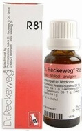 Dr Reckeweg R81 Drops 50 ml