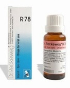 Dr Reckeweg R78 Eye Drops 50 ml