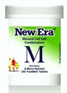 New Era Tissue Salt Combination M 240 Tablets - BULK OFFER!