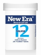 New Era Tissue Salt Silica No. 12 240 Tablets - BULK OFFER!