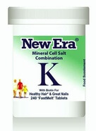 New Era Combination K 240 Tablets - BULK OFFER!