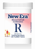 New Era Tissue Salt Combination R 240 Tablets - BULK OFFER!