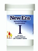 New Era Tissue Salt Combination I 240 Tablets - BULK OFFER!