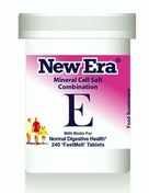 New Era Tissue Salt Combination E 240 Tablets - BULK OFFER!