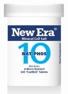 New Era Tissue Salt Nat Phos No. 10 240 Tablets - BULK OFFER!
