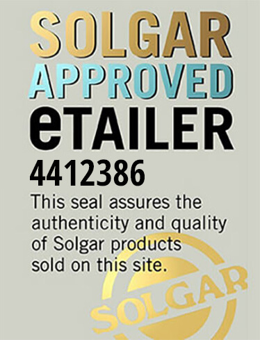 Solgar Approved eTailer 4412355