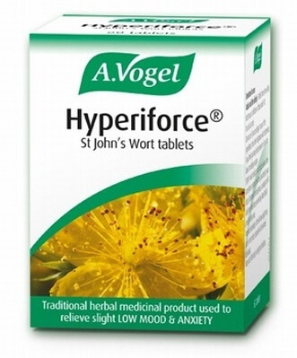 A Vogel Hyperiforce St John's Wort 60 tablets (Licensed)