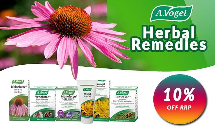 A Vogel Herbal Remedies Drops