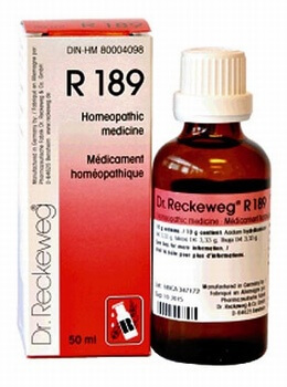 Dr Reckeweg R189 Drops 50 ml