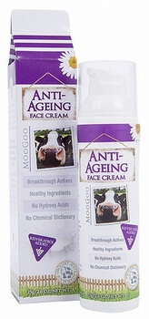 MooGoo Anti-Ageing Cream With Resveratrol 75g