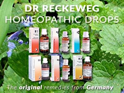 Dr Reckeweg | Great UK Prices | Elixirhealth co uk