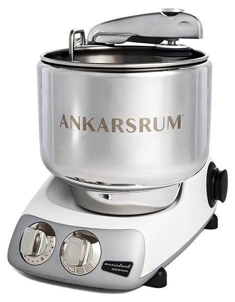 Ankasrum Assistent Food Mixer Mineral White