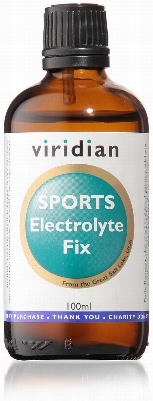 Viridian Sports Electrolyte Fix Liquid 100ml