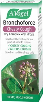 A Vogel Bronchoforce Chesty Cough 50ml