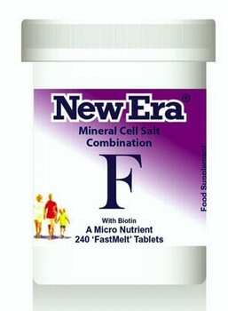 New Era Combination F 240 Tablets - BULK OFFER!