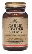 Solgar Garlic Powder 500 mg Vegetable 90 Capsules