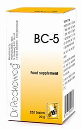 Schuessler BC-5 200 Tablets - BULK OFFER!